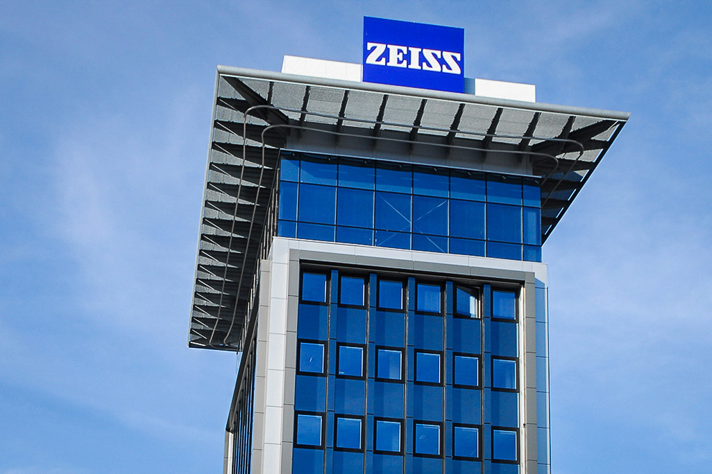 Carl Zeiss AG Corporate Headquarters Oberkochen 01