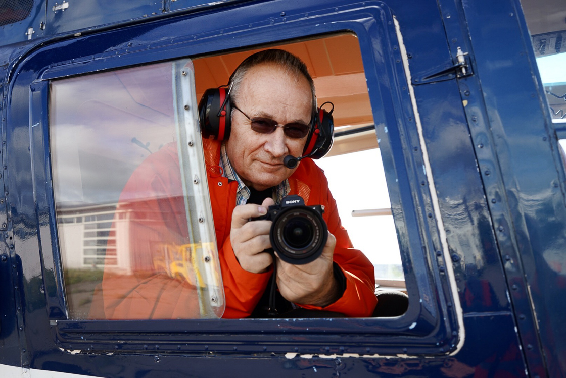 Pitkän Linjan Ammattilainen – Haastattelussa Sony Alpha-kuvaaja Mikael Kaplar