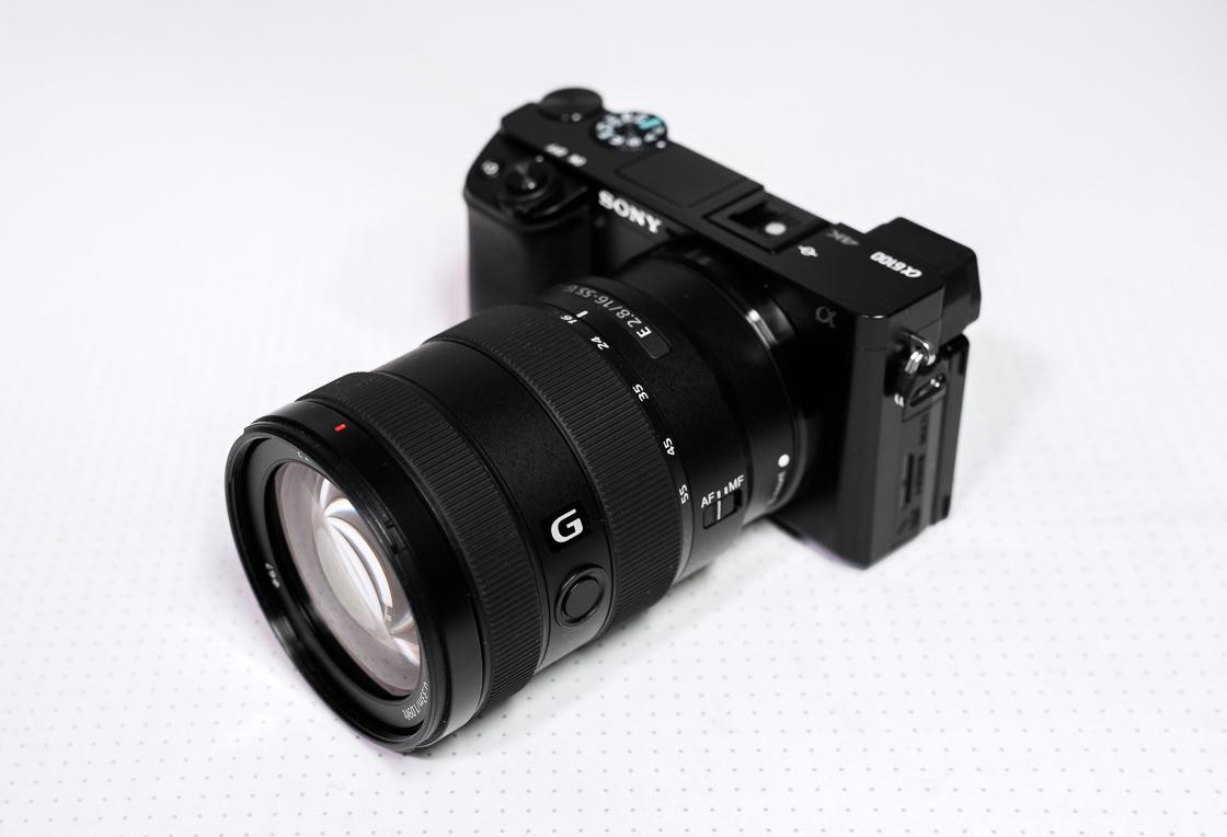Kroppijärjestelmän Uusi Peruskivi – Testissä Sony E 16-55mm F2.8 G